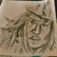 Jack Sparrow Slices Through the Air
