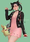 Marnie Pokemon Sword and Shield