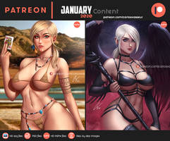 January Content 2020 Summary