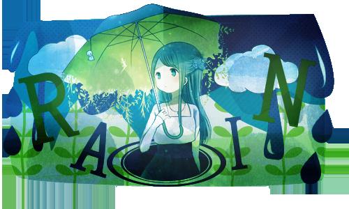 RAIN by ModokiMokona