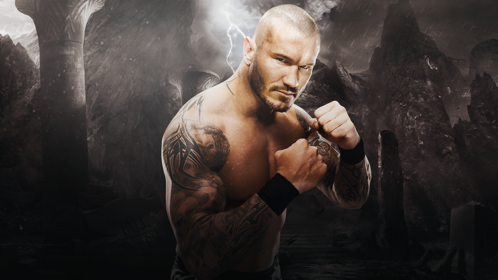 Randy Orton Wallpaper For Tour By Tedi1212121