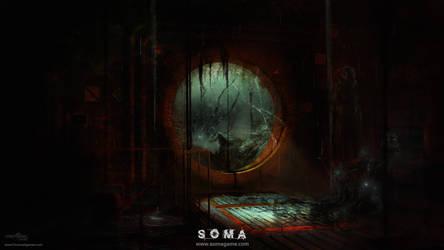 SOMA Promo art - ARG 2