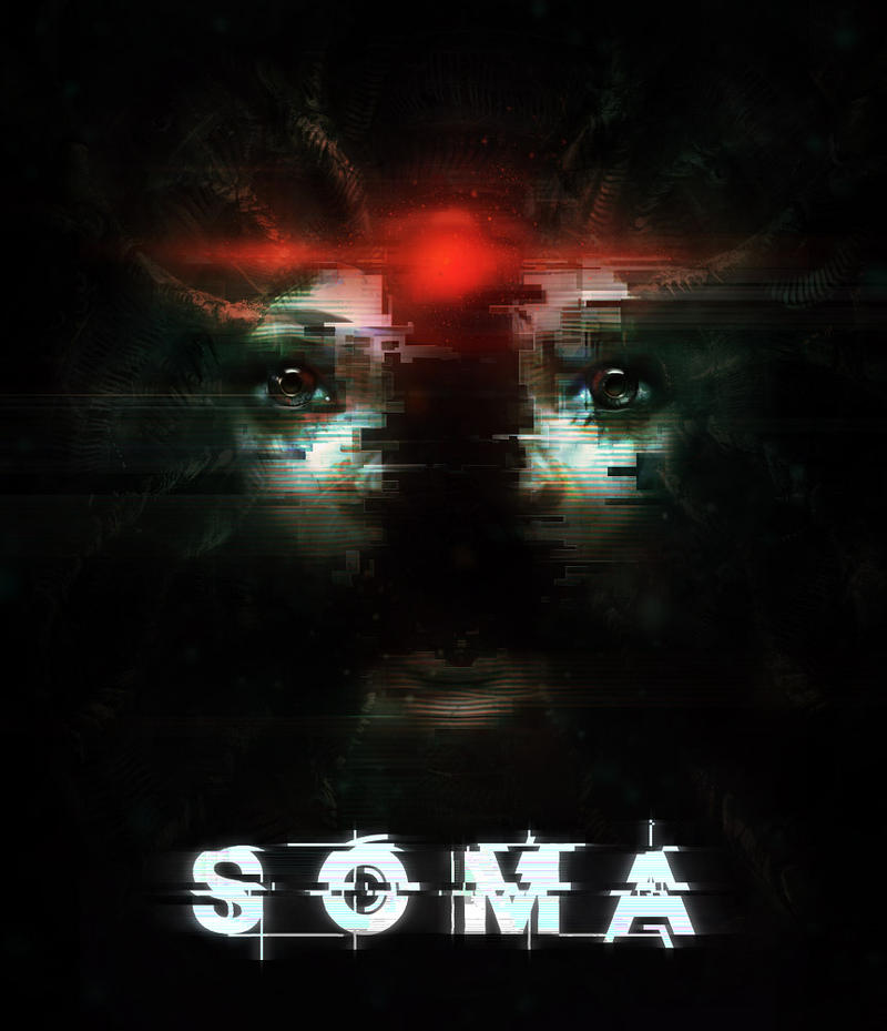 SOMA - official cover art by SethNemo