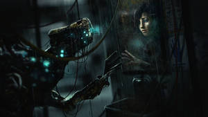 SOMA - Promo art - Mirror by SethNemo