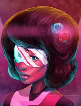 Steven Universe Fan Art - Garnet