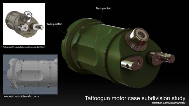 Tattoo motor case study