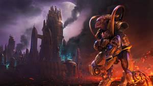 Protoss Lose Starcraft 1 Remastered 4k Wallpaper
