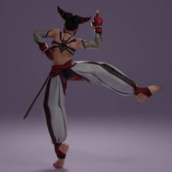Juri Ballet Move