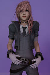 Lightning: Suited and Booted