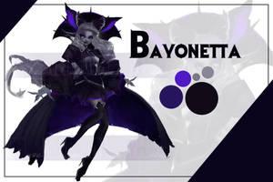 Adoptable/Bayonetta by MoranHaze