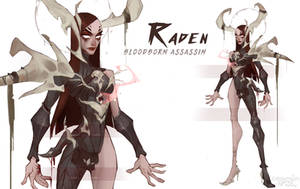 Adoptable/Raden by MoranHaze