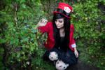 Mad Hatter Alice in Wonderland - Genderbend