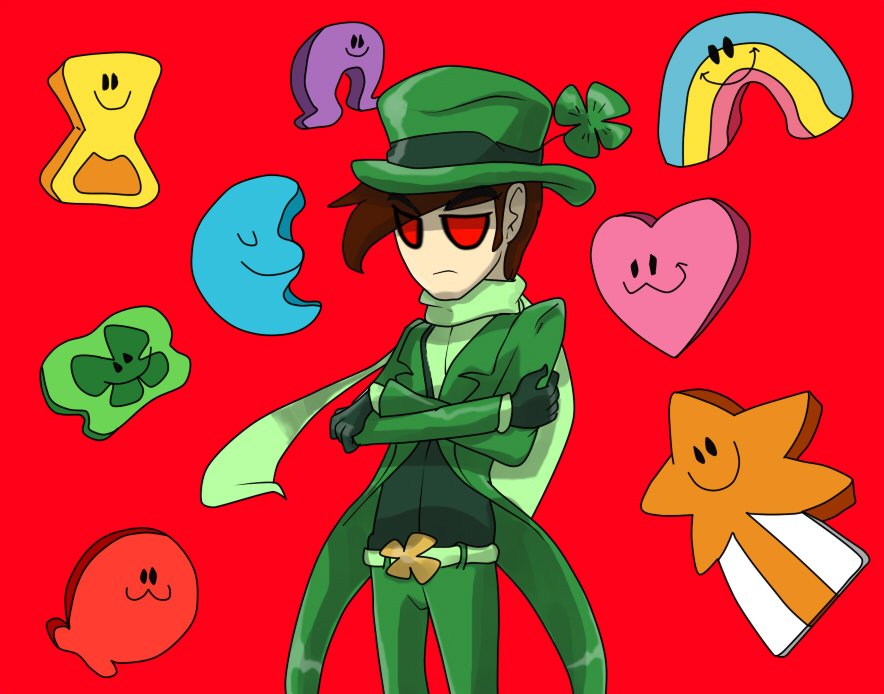 Doesn't look like Neoxx loves Lucky Charms xD by Midna-Saldana
