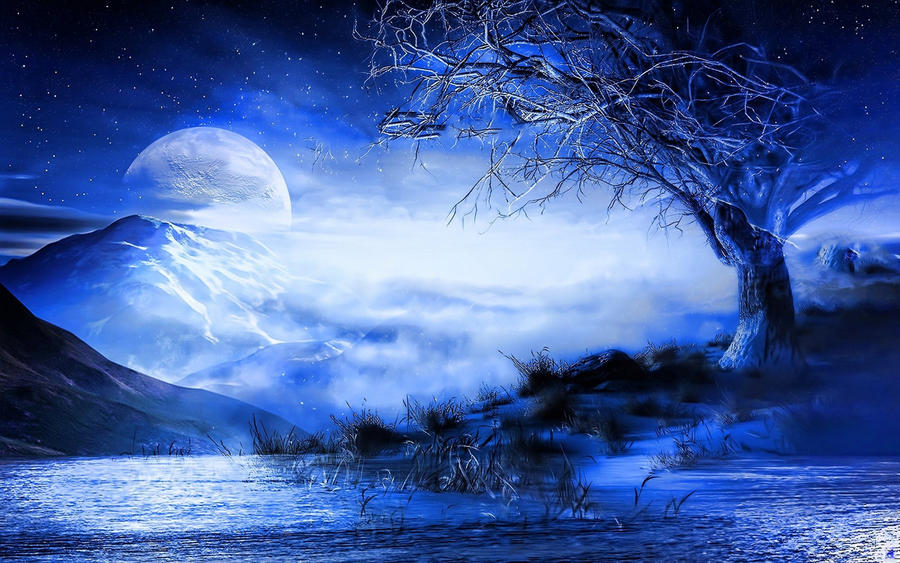 Blue Dream by Succaxe
