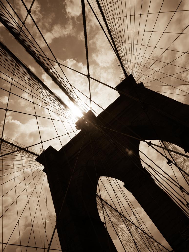 Brooklyn Bridge by lalas