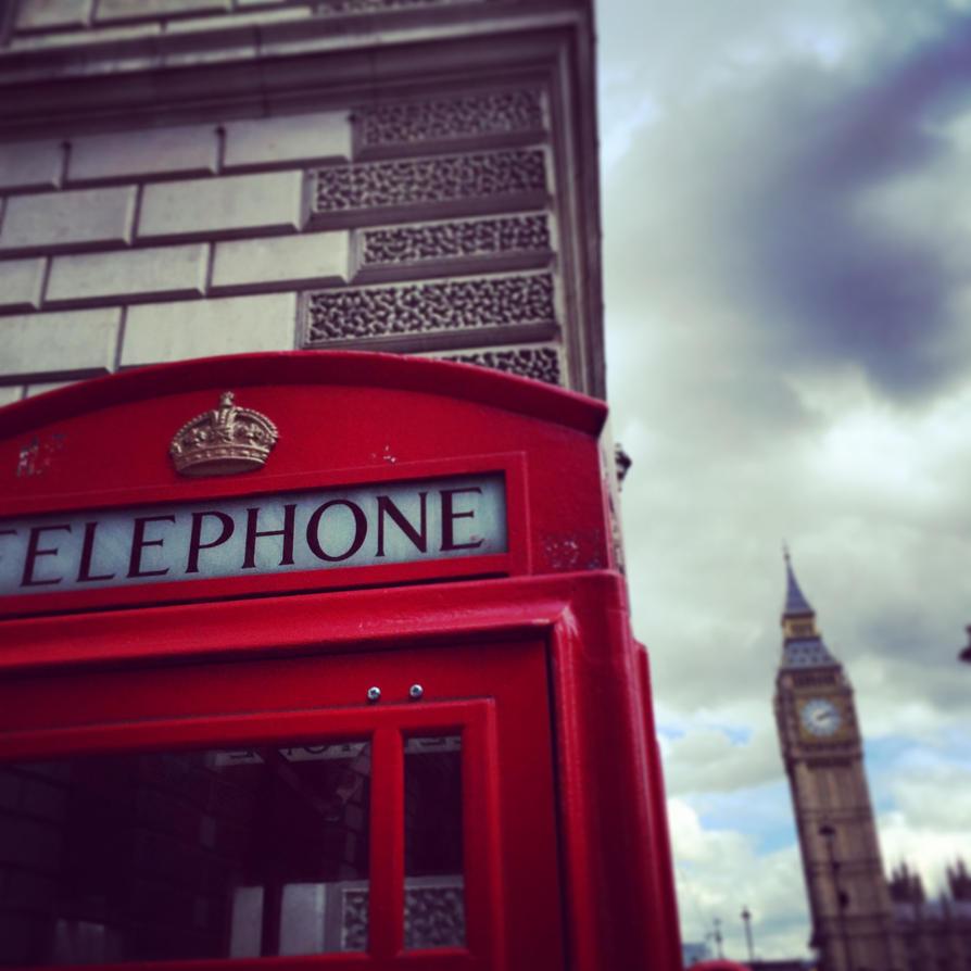 London (eye) by lalas