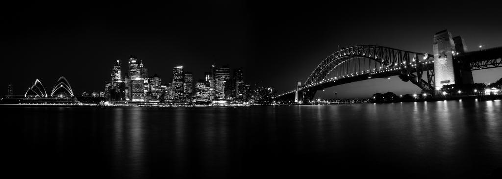Sydney landscape by lalas