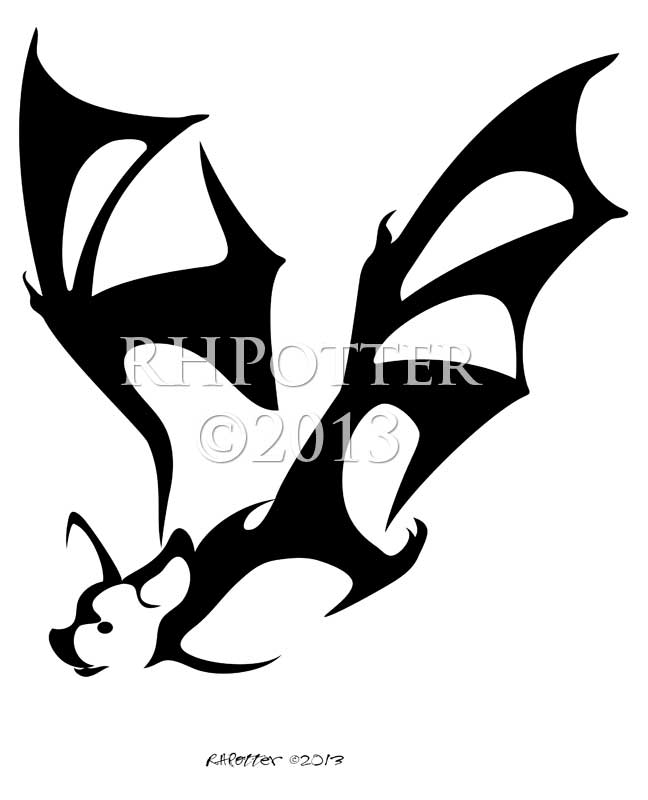 the gallery for flying bat tattoo designs. Black Bedroom Furniture Sets. Home Design Ideas