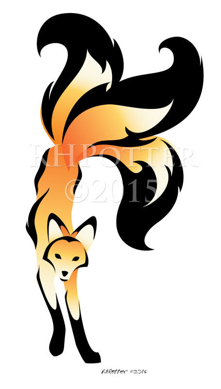 Desert Fox by RHPotter