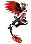 Angel Dragon #1