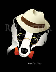 Dapper Badger #1 by RHPotter