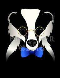 Dapper Badger #2 by RHPotter