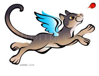Flying Aby by RHPotter