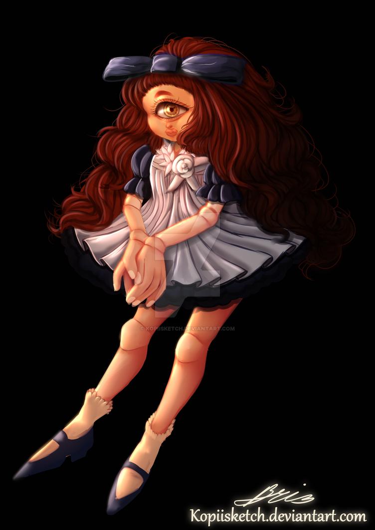 Dollie by KopiiSketch