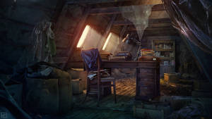 Attic by PavellKiD