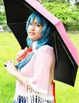 World's End Umbrella || Hatsune Miku