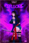 Megan Fox as Psylocke 2022 by jtw2306
