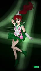 Sailor Jupiter by Haneq