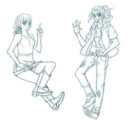 Sketch Commish Batch 01