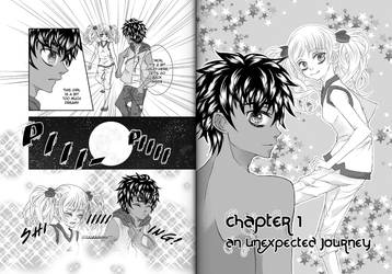 Getsuei no Kokoro - Pages 18-19 by Kawaii-Dream