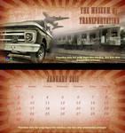 calendar of museum transportation