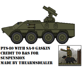 PTS-80 SA-9 by TheArmsDealer