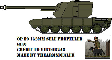 OP-89 SPG by TheArmsDealer