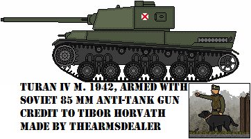 Turan IV m.1942 by TheArmsDealer