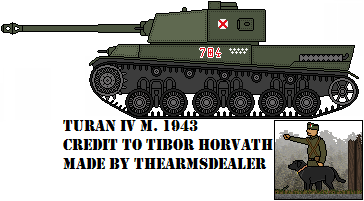 Turan IV m. 1943 by TheArmsDealer
