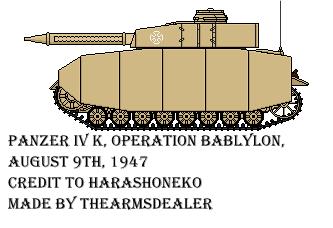 Pzkfw. IV K Kwlk 46 L/44 by TheArmsDealer