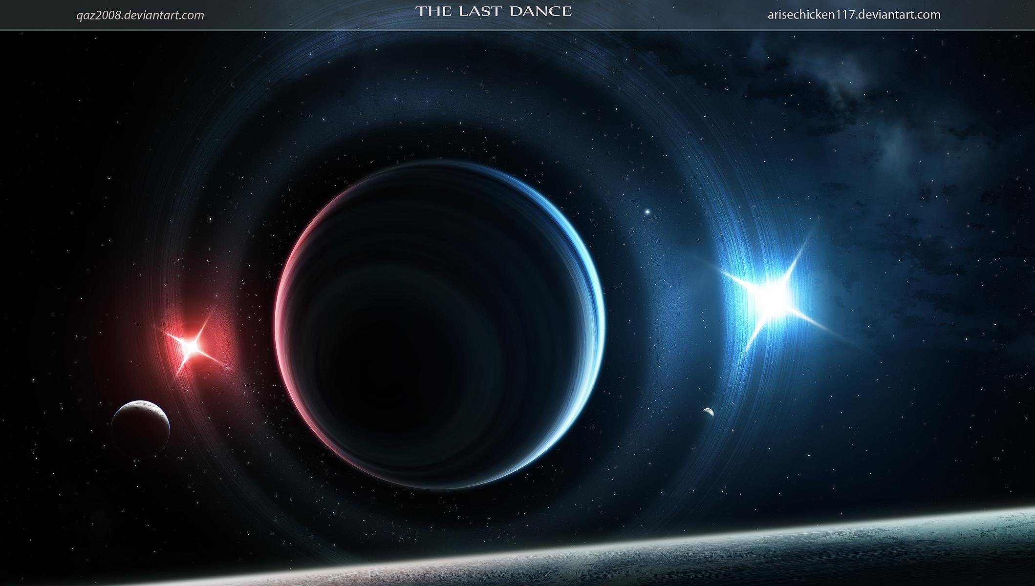 The Last Dance by QAuZ