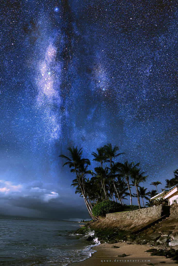 Astronomy Photography Inspiration by QAuZ