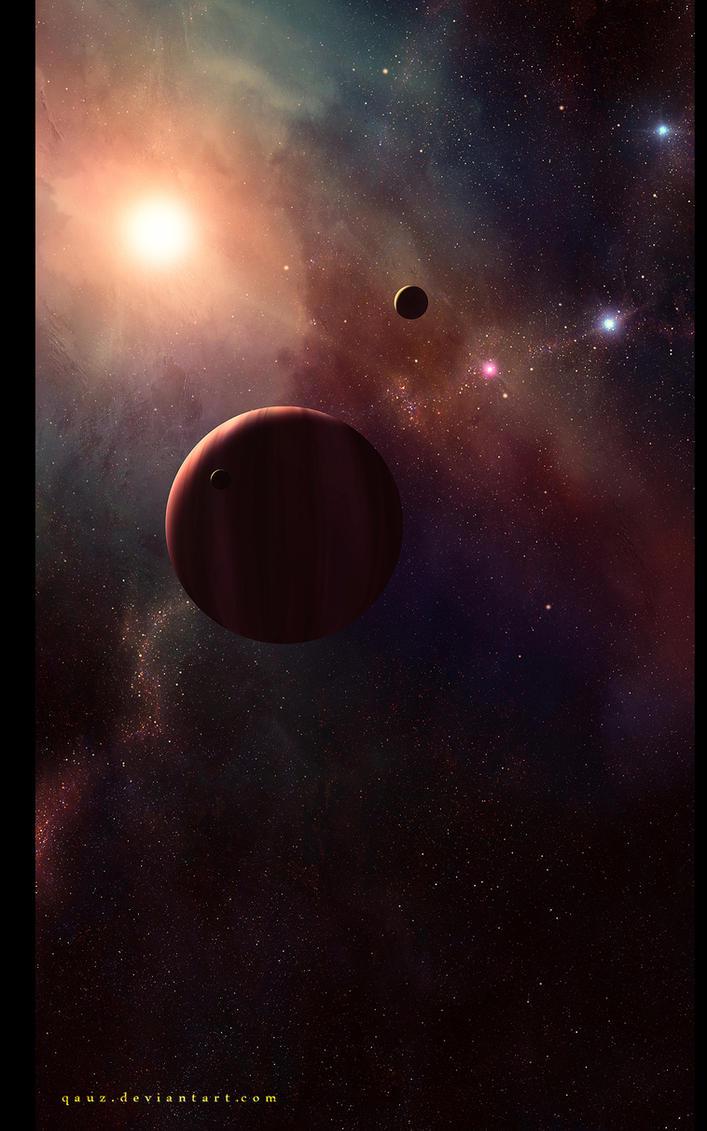 Brautiful Stars by QAuZ