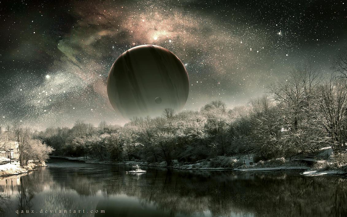 Brightness and Beauty by QAuZ