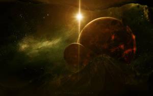 Dark Mountains 2 by QAuZ