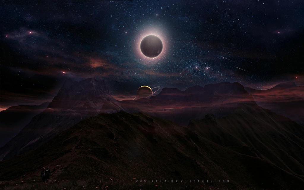 Beautiful Eclipse