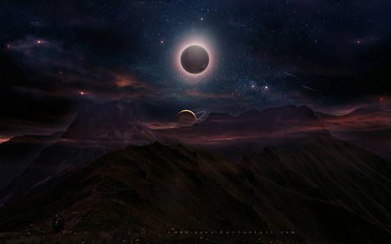 Beautiful Eclipse by QAuZ