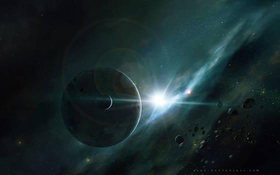 Star Touch by QAuZ