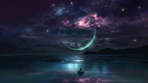 Magical Sky Touch by QAuZ
