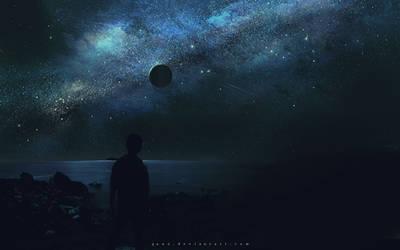 Me And The Stars by QAuZ